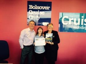 JB, Jackie and Helen (Bolsover) - FAM Winner