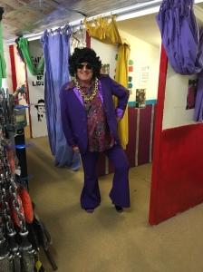 Mick - 70s Fancy Dress