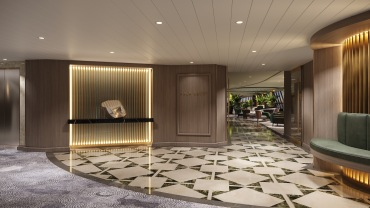 Crystal Serenity_Palm Court Entry