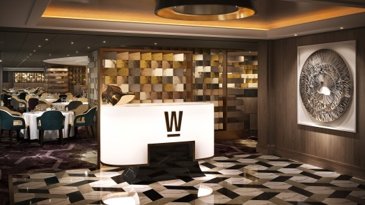 Crystal Serenity_Waterside_Reception