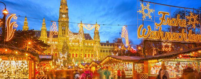 Danube Christmas Markets
