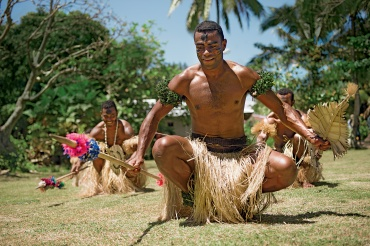Fiji Dancer