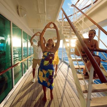 Onboard Dancing