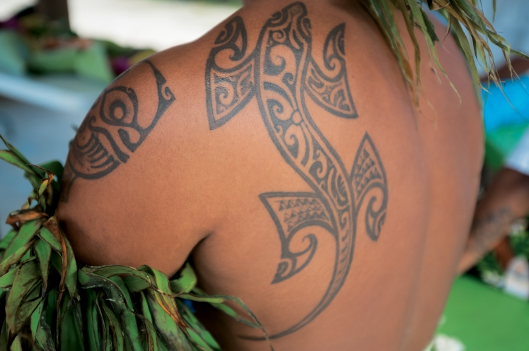 Tattoo Moorea